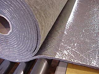 Foss Manufacturing Automotive Heat, Sound and Noise Insulation Padding Thermozite