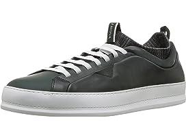 7f3f31a74eecb1 Z Zegna Imperia Elasticized Slip-On Sock Sneaker