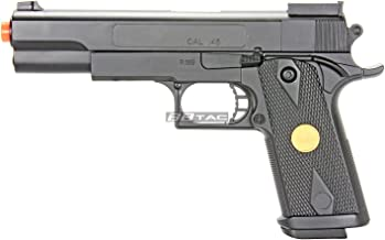 BBTac P169 Airsoft Gun 260 FPS Spring Pistol Handgun with Functional Safety and Reinforced Material