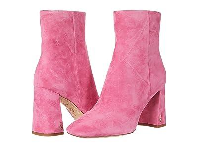 Sam Edelman Codie (Pink Confetti Suede Leather) Women