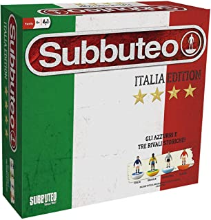 Subbuteo Squadre Milan//Inter Giochi Preziosi