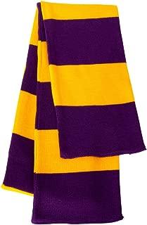 Sportsman - Rugby Striped Knit Scarf - SP02