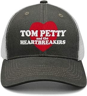 oONESIR Music Print Adjustable Baseball Cap Strapback Mesh Dad hat Unstructured Trucker Hat