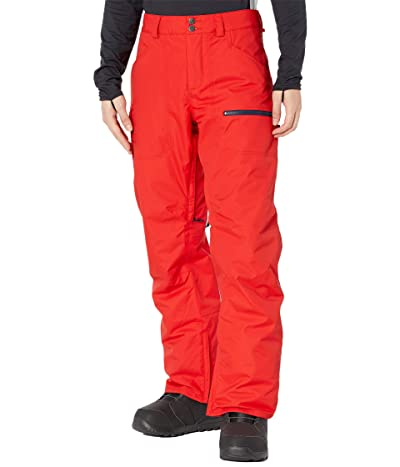 Burton Insulated Covert Pant (Flame Scarlet) Men