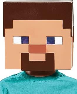 Steve Minecraft Child Mask
