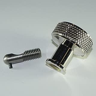 Selmer Bundy Leblanc Bass Clarinet Floor Peg Stand Lock Tightening Knurled Nut and Screw Pin Set