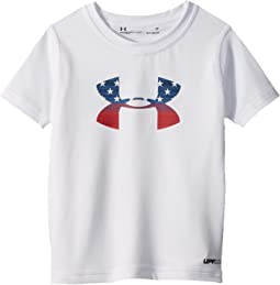 UA Stars Stripes Big Logo Surf Shirt (Big Kids)