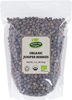 Organic Juniper Berries 3oz. by Hatton Hill Organic
