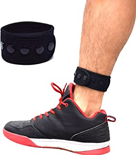 B-Great アンクルバンド メッシュポーチ付き 男女兼用 Fitbit Flex 2/Fitbit One/Fitbit Alta/Fitbit Charge 2 3/Misfit Ray/Fitbit Inspire HRフィットネストラッカー