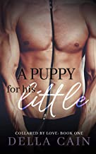 A Puppy for His Little (Collared by Love Book 1)