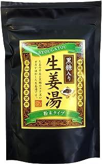 【高知県産生姜】黒糖生姜湯 300g 【自宅用】