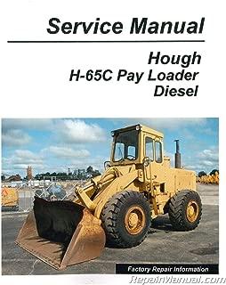 JS-HO-S-H-65C HOUGH H-65C Pay Loader Diesel Service Manual