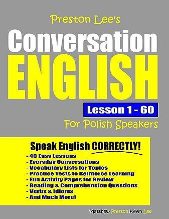 Preston Lees Conversation English For Polish Speakers Lesson 1 - 60