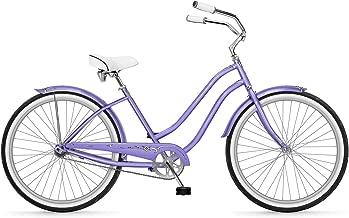 PHAT Cycles Daisy Single Speed Women's Beach Cruiser - 2017