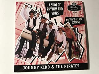 Johnny Kidd & The Pirates 7″限定300