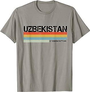 Uzbekistan- O'zbekiston  T-Shirt
