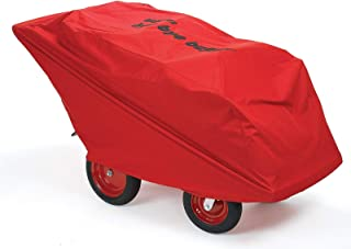 Children's Factory Bye-Bye Buggy 6 Passenger Cover - Red