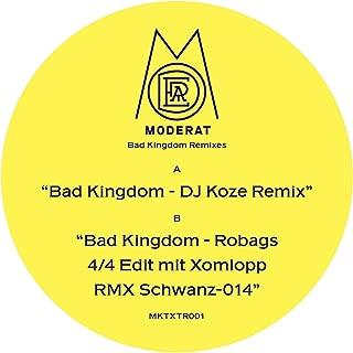 Best bad kingdom dj koze remix moderat Reviews