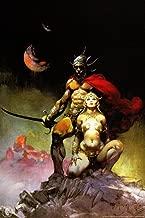 Swords of Mars by Frank Frazetta Art Print Cool Huge Large Giant Poster Art 36x54