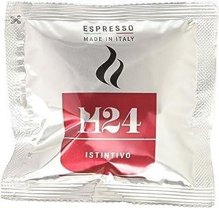150 Cápsulas café H24 mezcla Instintivo - Fuerte sabor.