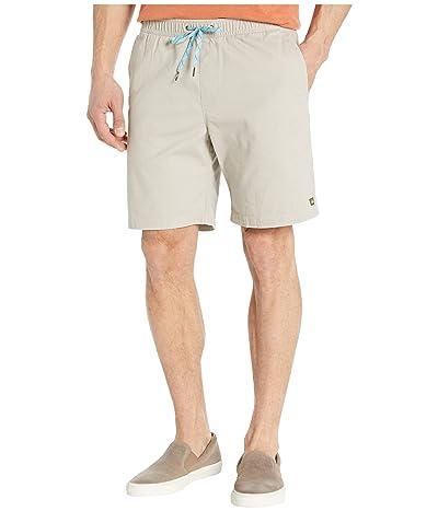 Quiksilver Waterman Cabo Shore Elastic Walkshorts (Flint Gray) Men