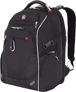 SWISSGEAR SA6752.Black TSA Friendly ScanSmart Laptop Backpack for Work School and Travel