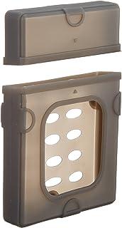 センチュリー 裸族のボディコン 3.5インチHDDシリコンカバー ブラック CRBC35-BK