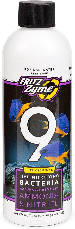Fritz Alternative dealer Aquatics 80203 FritzZyme overseas 9 Nitrifying Salt Wa for Bacteria