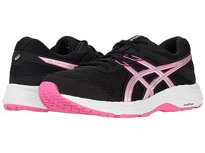 ASICS GEL-Contend(r) 6 (Black/Pink Glo) Women