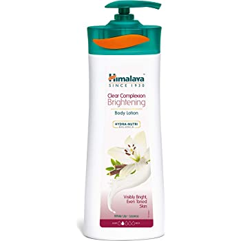 Himalaya Clear Complexion Brightening Body Lotion, 400 ml