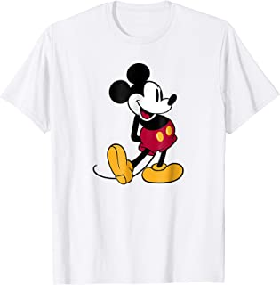 Disney Mickey Mouse Classic T Shirt