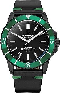 Meccaniche Veneziane - Reloj Nereide Classic esmeralda PVD