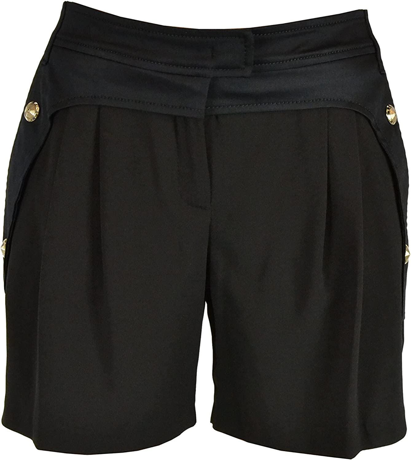 Versace Jeans Collection Women's Shorts Black