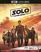 Solo: A Star Wars Story - 4K UHD Ultimate Collectors Edition