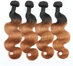 Best 1b/30 human hair weave Reviews