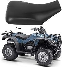 Saddlemen Saddleskin ATV Seat Cover Black for Honda Rancher 2007-2009