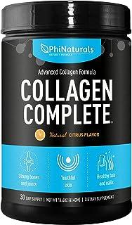 Hydrolyzed Collagen Complete Protein Powder – Kosher and Grass Fed Beef | Non-GMO Paleo & Keto Friendly | Peptides | Diet ...