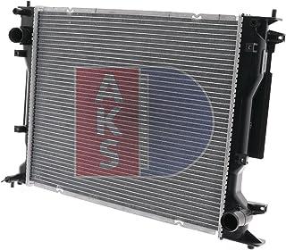 AKS DASIS 210283N Radiator, motorkoeling waterkoeler, motorkoeler, koeler motorkoeling