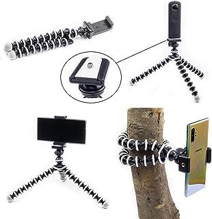 Digicharge Octopus stativstativ kompatibelt för mobiltelefon smart telefon och digitalkamera