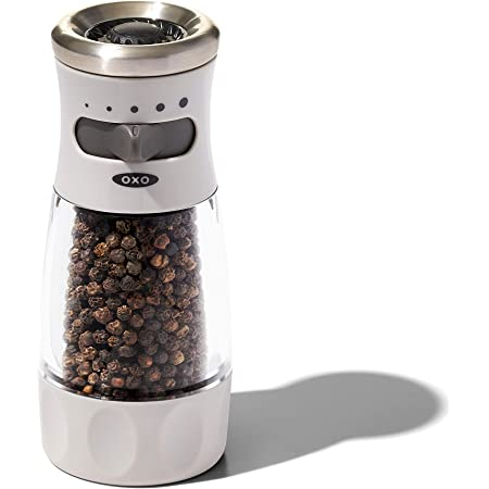 OXO Good Grips Contoured Mess-Free Pepper Grinder