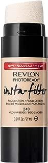 Revlon Photoready Insta-Filter Foundation, Medium Beige