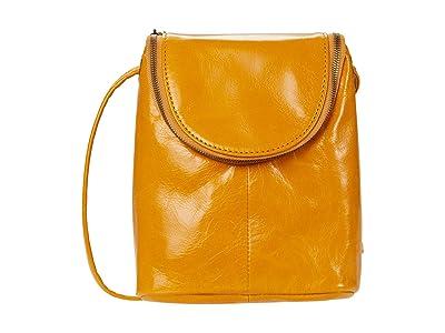 Hobo Fern (Mustard Vintage Hide) Handbags
