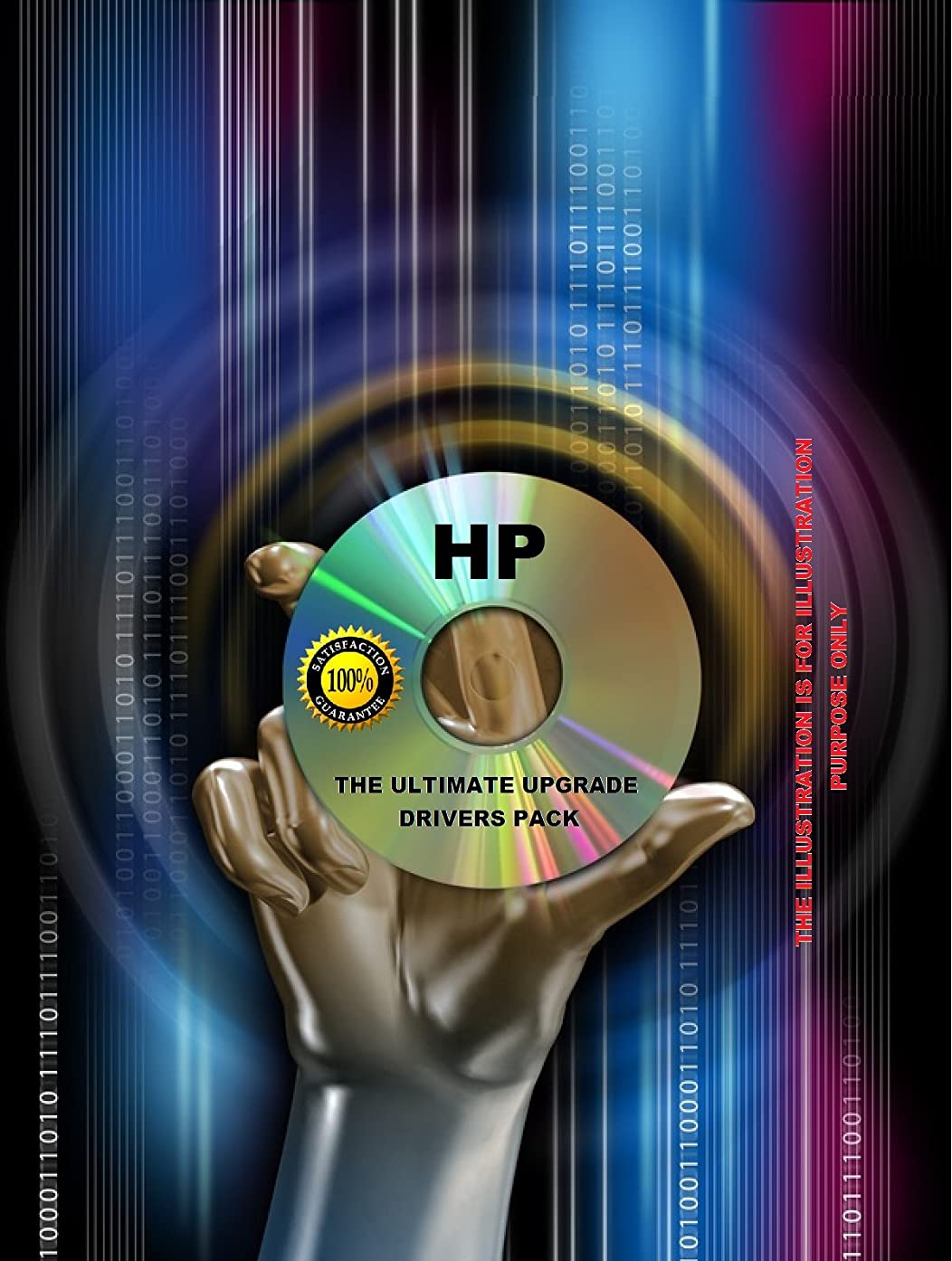 Drivers Recovery & Restore for HP HP Compaq 6530b (FP563PA#AKL), Fast Repair!DVD, ALL drivers for audio, video, chipset, Wi-Fi, Usb and+, Everything you need to fix your drivers problems!(Last Version) All Windows!