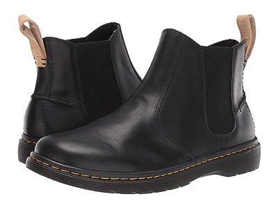 Dr. Martens Lyme Westfield Chelsea Boots (Black Westfield) Men
