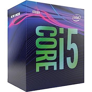 INTEL インテル Core i5 9400 6コア / 9MBキャッシュ / LGA1151 CPU BX80684I59400 【BOX】【日本正規流通品】