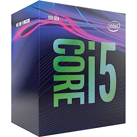Intel Core i5-9400 Desktop Processor 6 Cores 2. 90 GHz up to 4. 10 GHz Turbo LGA1151 300 Series 65W Processors BX80684I59400