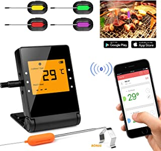 thermometer on your phone