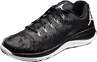 Nike New Jordan Flight Runner 2 Men's 8 Shoes Black White 848785 0151