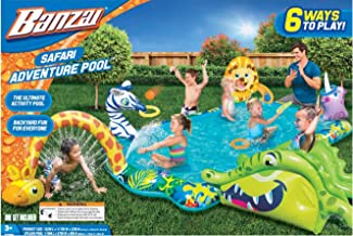 BANZAI Safari Animal Adventure Pool, 162