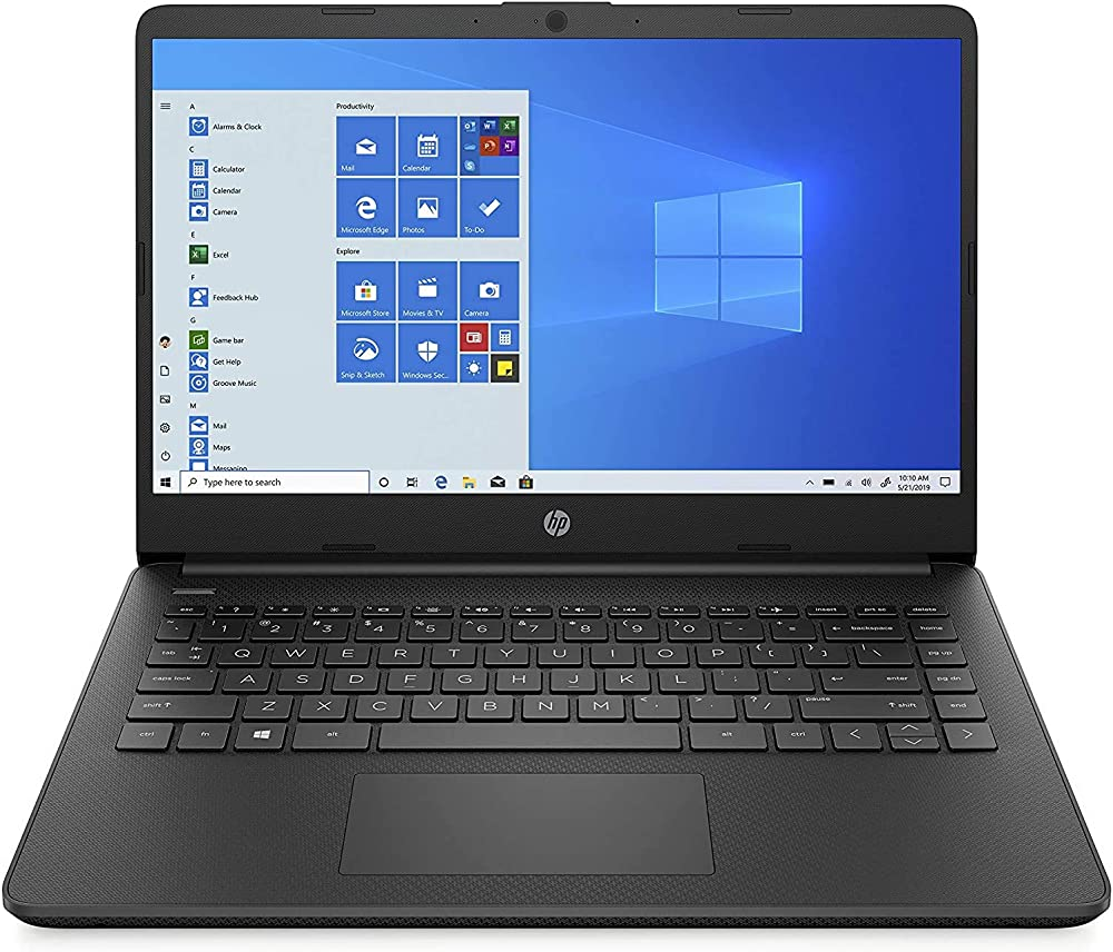 hp - pc, notebook, amd 3020e, ram 4 gb, emmc 64 gb, grafica amd radeon, windows 10 home ?14s-fq0037nl